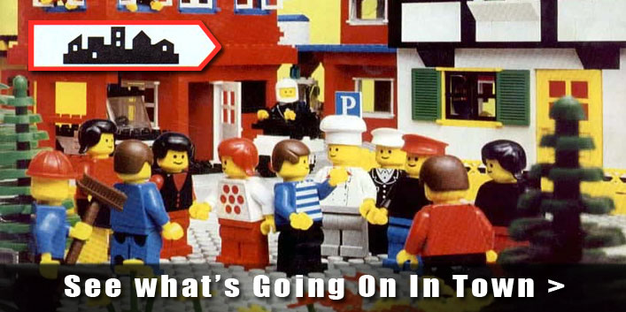 The Plastic Brick - We Buy and Sell Used LEGO Sets.