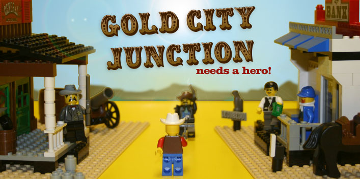 Gold City Junction Needs a Hero!