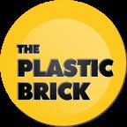 The Plastic Brick Logo